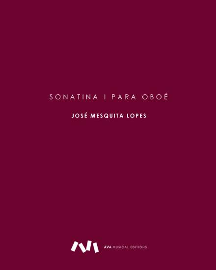 Picture of Sonatina I para oboé