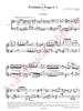 Imagem de Prelúdio e Fuga nº1, op23