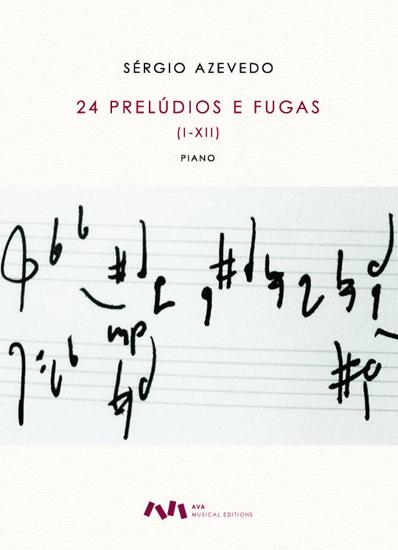 Imagem de 24 Prelúdios e Fugas (I-XII)
