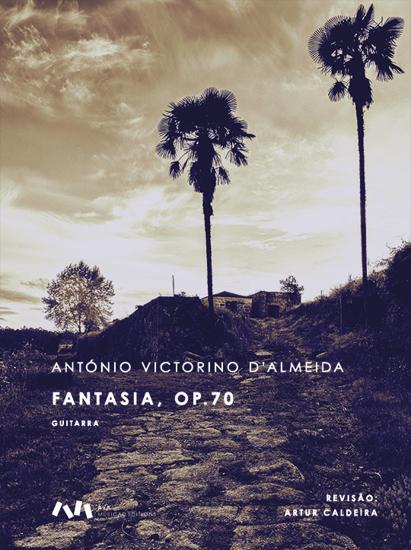 Imagem de Fantasia para Guitarra, op.70