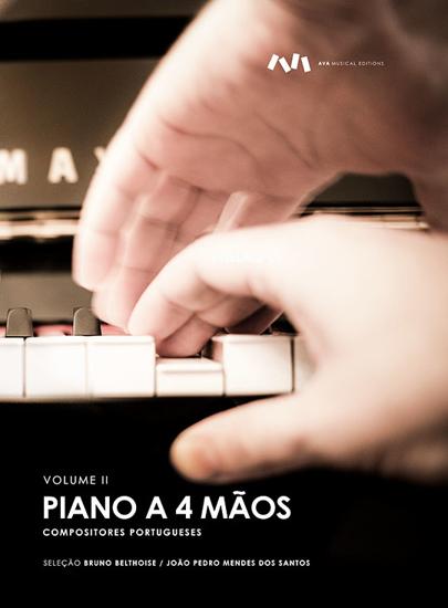 Picture of Repertório para pianistas - Piano a 4 mãos, Vol. II