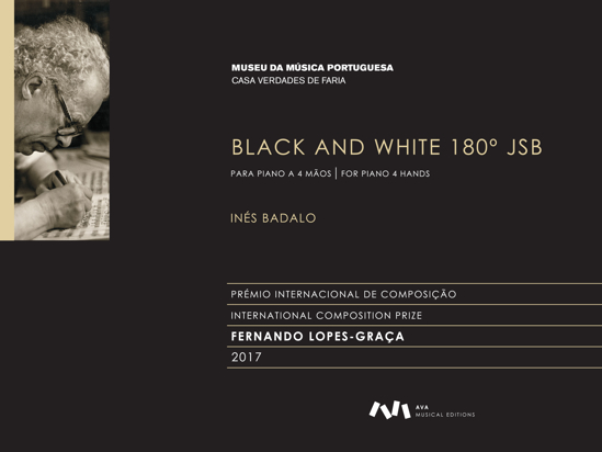 Picture of Black and White 180º JSB